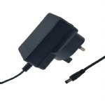 United Kingdom 3pin 5V 3A wall charger power adapter CE